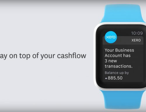 Bookkeeping on Apple Watch