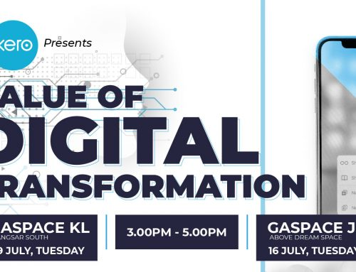 The Value of Digital Transformation @ July 2019
