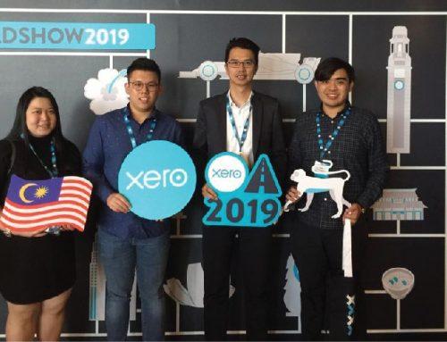 Xero Roadshow Asia 2019